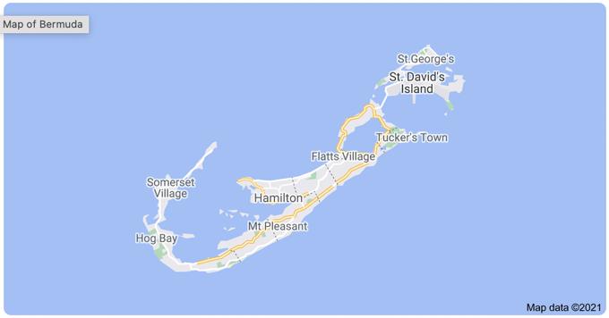 map of bermuda wehealth blog
