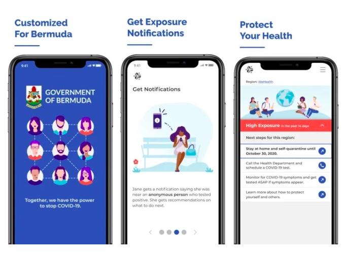 WeHealth-Bermuda-App-Mobile-Screens